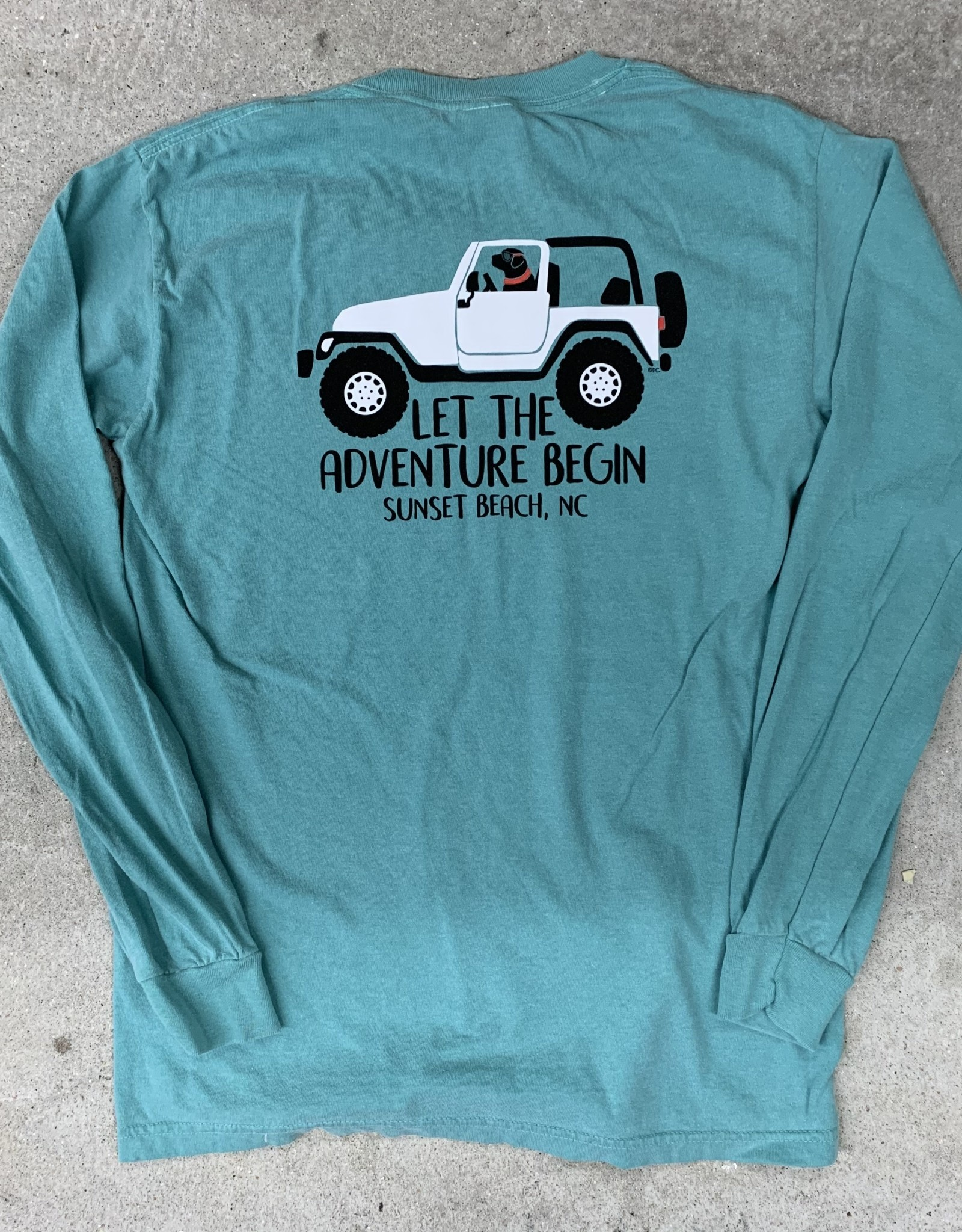 ADVENTURE JEEP LAB LS