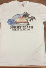 RETRO PALM KIDS TEE