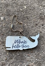CHARM WHALE HELLO THERE