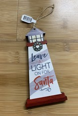 LEAVE A LIGHT ORNAMENT