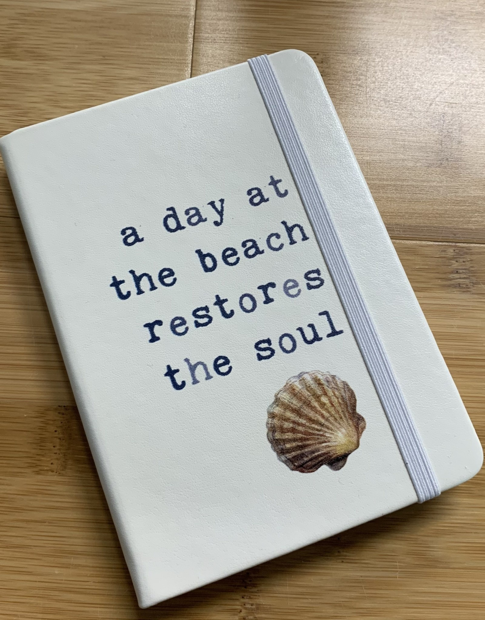 JOURNAL A DAY AT THE BEACH