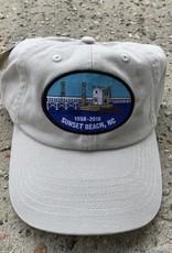 OLD BRIDGE OVAL CHINO CAP