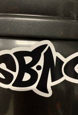 sbncfish SBNC FISH CAR MAGNET