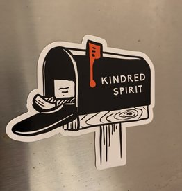 KINDRED SPIRIT KINDRED SPIRIT CAR MAGNET