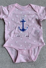 CAPTAIN ADORABLE ONESIE