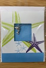 SEA CARD DOLPHIN