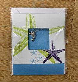 DOLPHIN SEA CARD