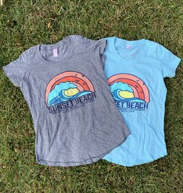 RAINBOW CONNECTION LADIES TEE