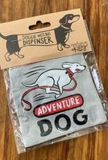 DOG WASTE BAG POUCH