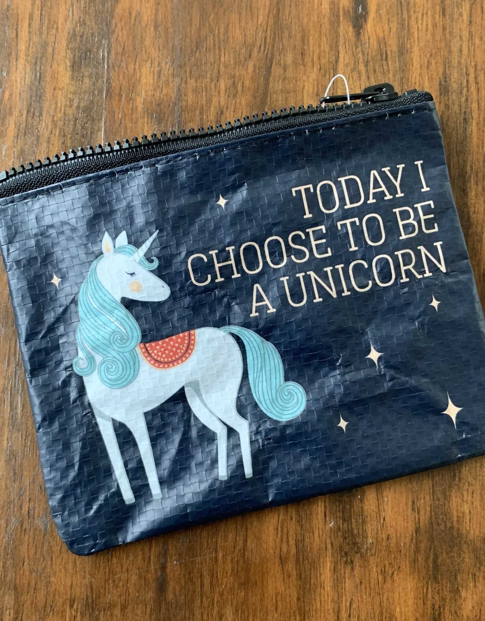 UNICORN ZIPPER WALLET