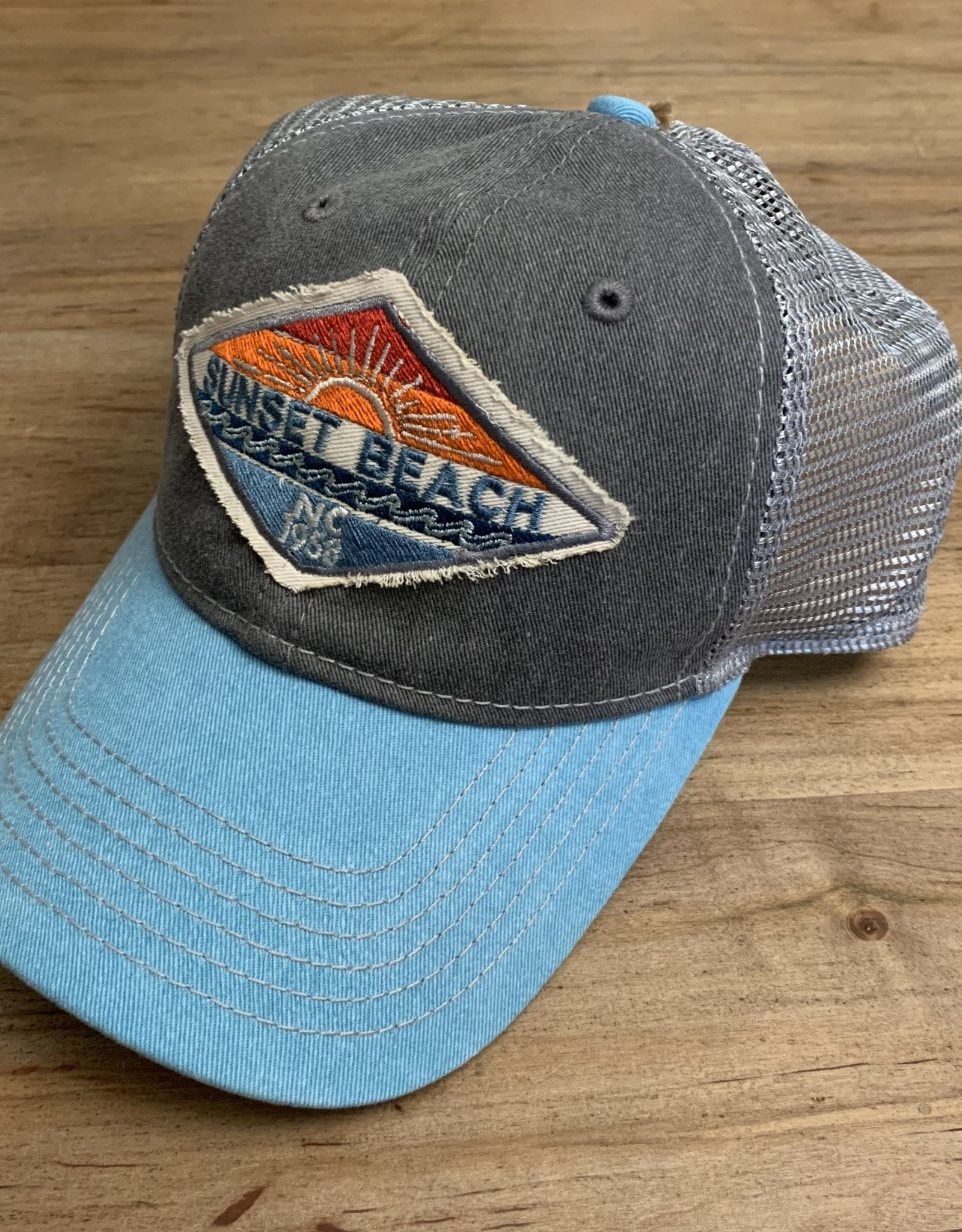 HALLENA SUN WAVE SCOUT LOWPRO TRUCKER CAP