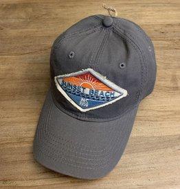 HALLENA SUN WAVE PIONEER CHINO CAP