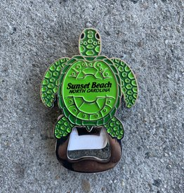 TURTLE BOTTLE OPENER MAGNET