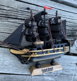 "6"" PIRATE SCHOONER"