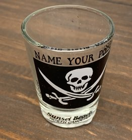 NAME YOUR POISON SHOTGLASS