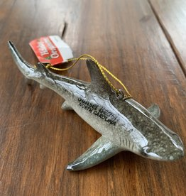SHARK RESIN ORNAMENT