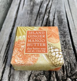 CUBE GINGER MANGO SOAP
