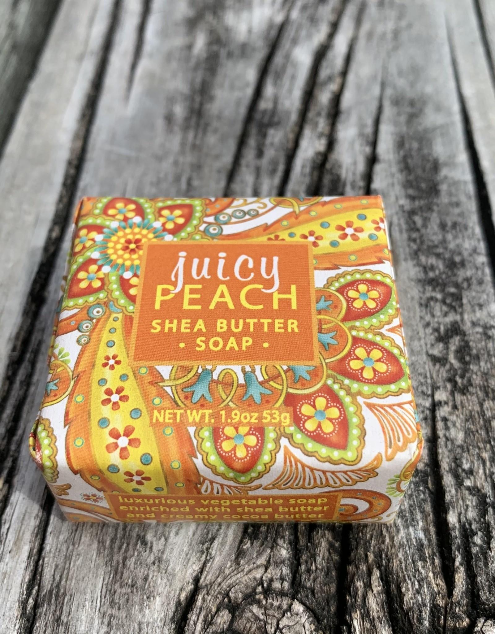 CUBE JUICY PEACH SOAP