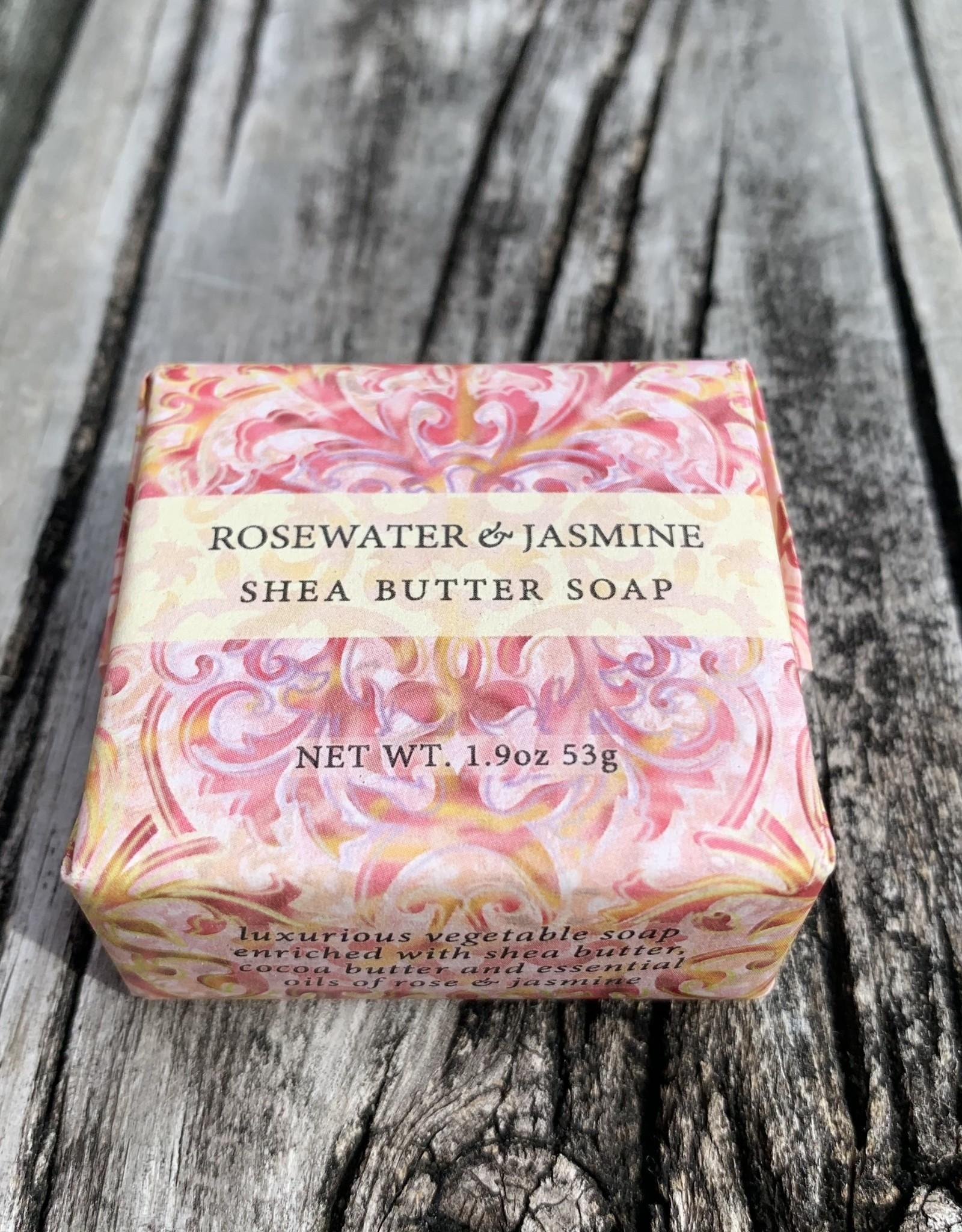 CUBE ROSEWATER JASMINE SOAP