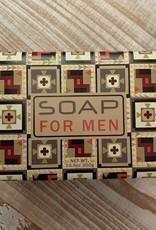 BLOCK FOR MEN SOAP
