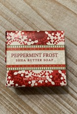 CUBE PEPPERMINT FROST SOAP