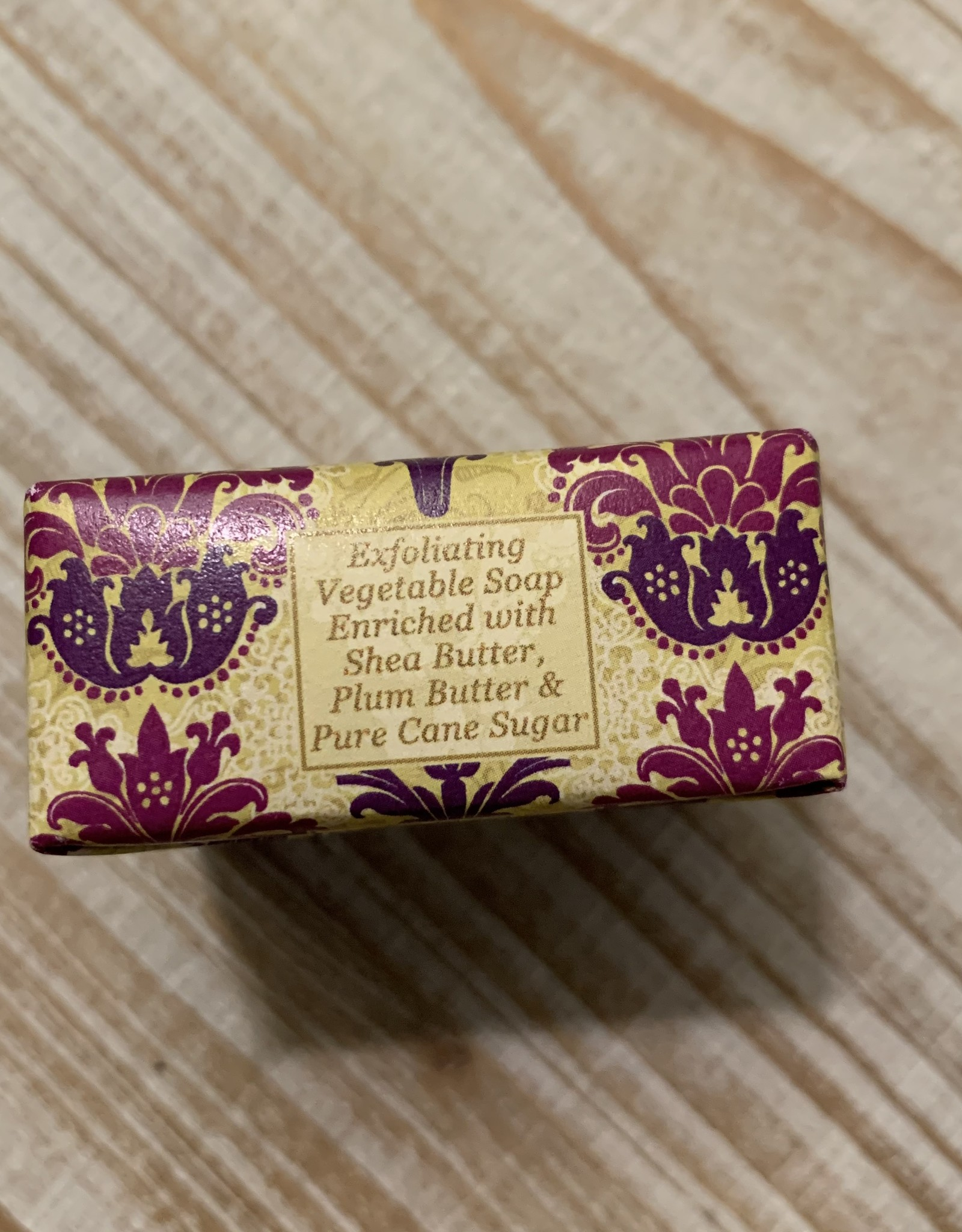 CUBE FROSTED SUGAR PLUM SOAP