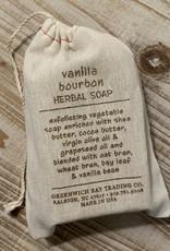 CLOTH SACK VANILLA BOURBAN SOAP