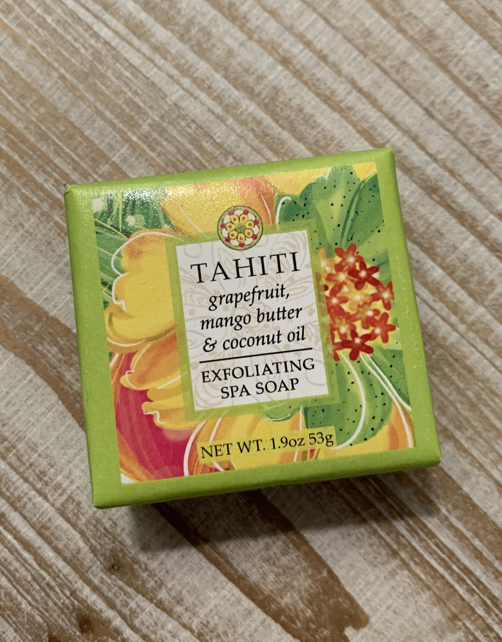 CUBE TAHITI SOAP