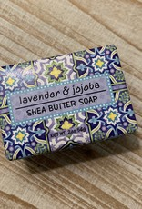 CUBE LAVENDER & JOJOBA SOAP