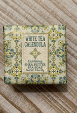 CUBE WHITE TEA CALENDULA SOAP