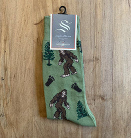 BIGFOOT MENS SOCKS MOSS