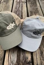 sbncfish SBNC FISH OFFSET ICON CAP