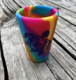 SILIPINT SHOTGLASS JUSTIN TURTLE HIPPY HOP NAVY