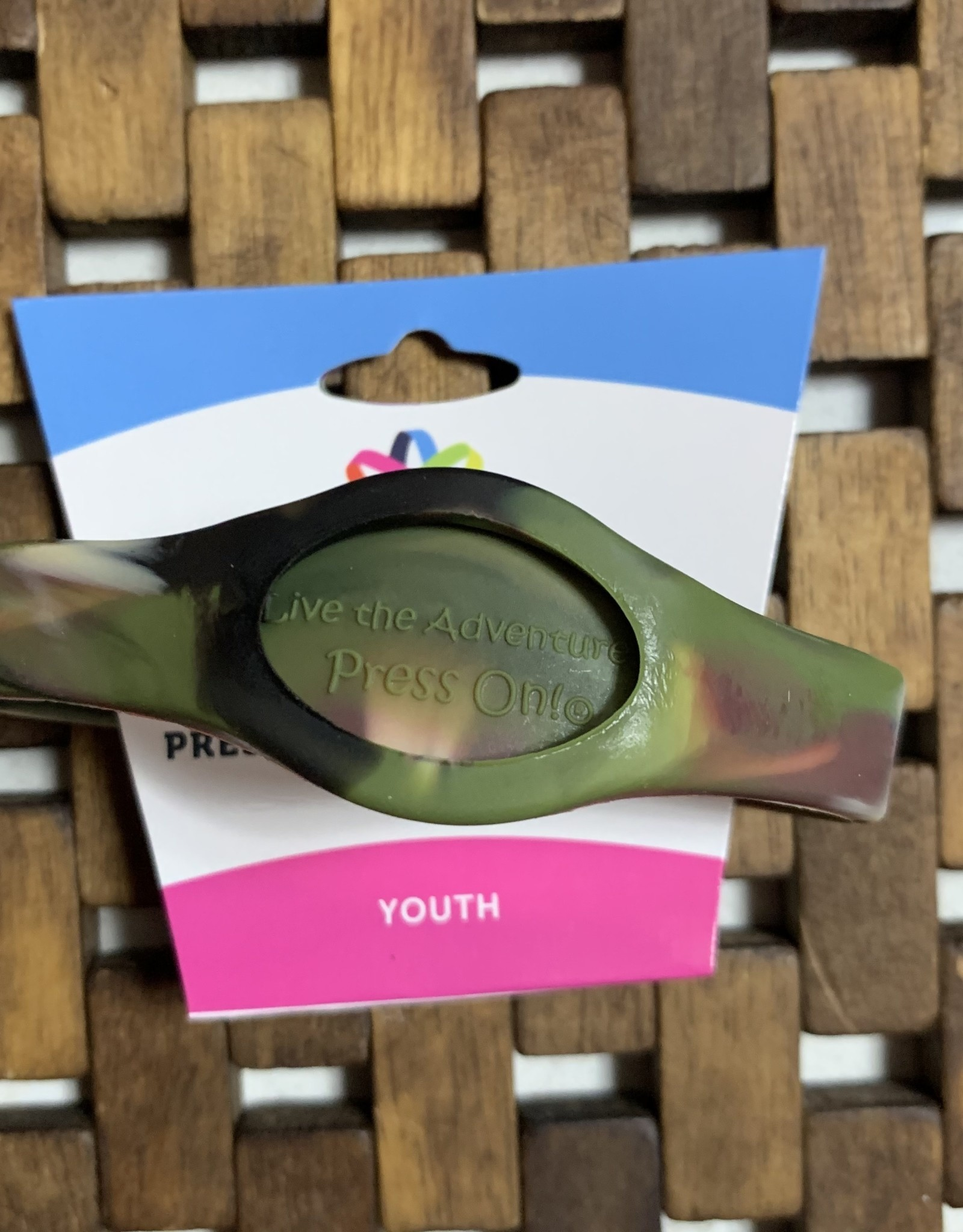 BAND YOUTH COMBAT CAMO