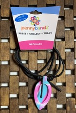 PENDANT NECKLACE COTTON CANDY