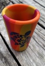 SILIPINT SHOTGLASS JUSTIN TURTLE SUNFIRE NAVY