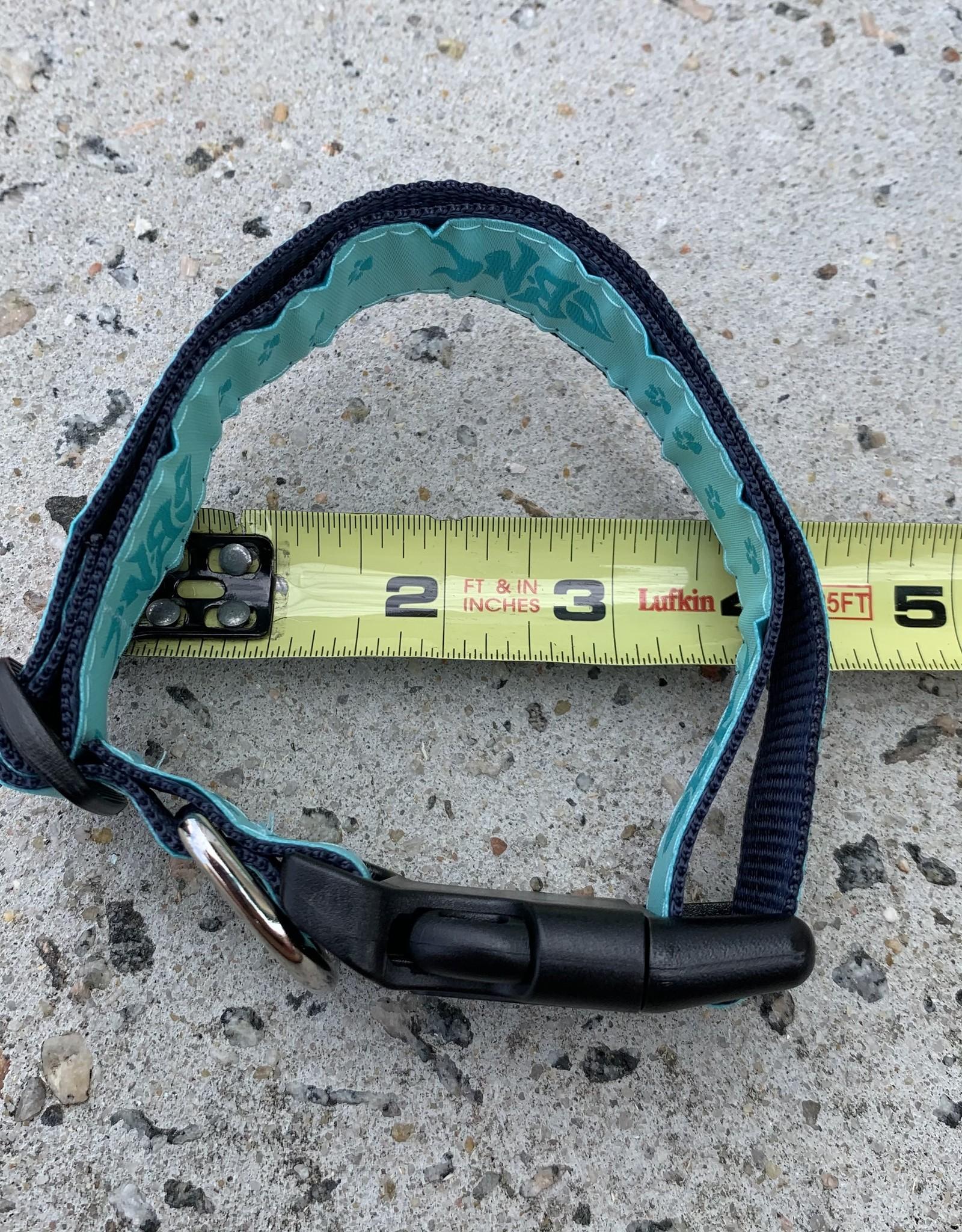 PET COLLAR SBNC FISH & PAWS AQUA MED