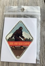 HIDE AND SEEK CHAMP STICKER (CELL)