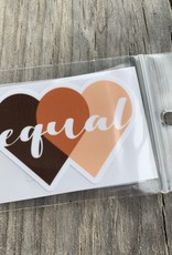 BLM HEARTS STICKER (CELL)