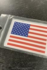 USA FLAG STICKER (CELL)
