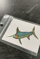 MOSAIC FISH STICKER (CELL)