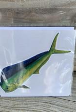 FISH STICKER (LARGE)
