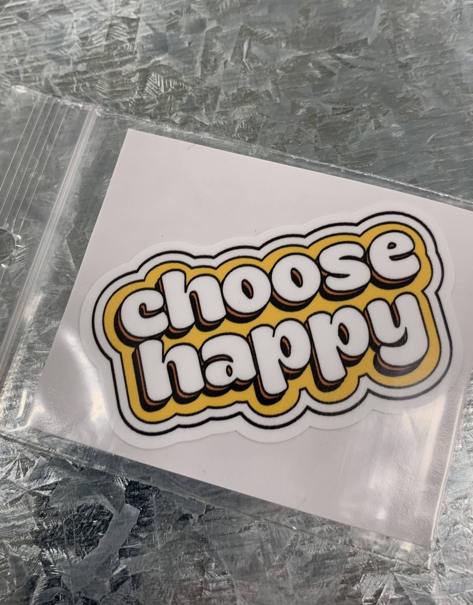CHOOSE HAPPY STICKER (CELL)