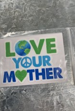 LOVE YOUR MOTHER STICKER (CELL)