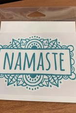 NAMASTE STICKER (LARGE)