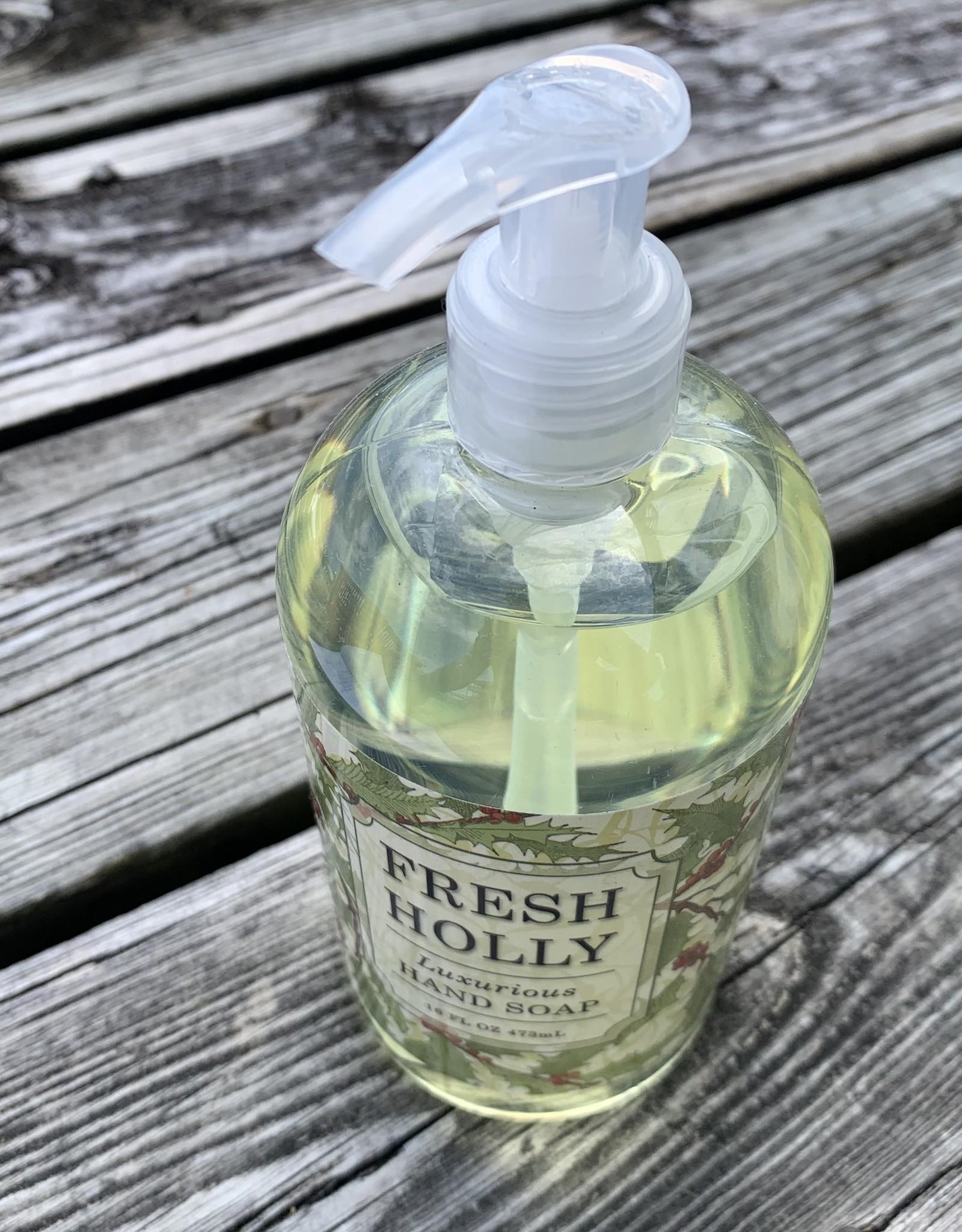HAND SOAP FRESH HOLLY