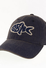 sbncfish SBNC FISH OFA FULL TWILL CAP NAVY
