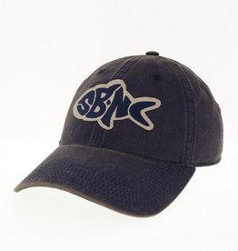 sbncfish SBNC FISH OFA FULL TWILL CAP NAVY