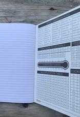 COMPOSITION BOOK KS MAILBOX CLOSEUP