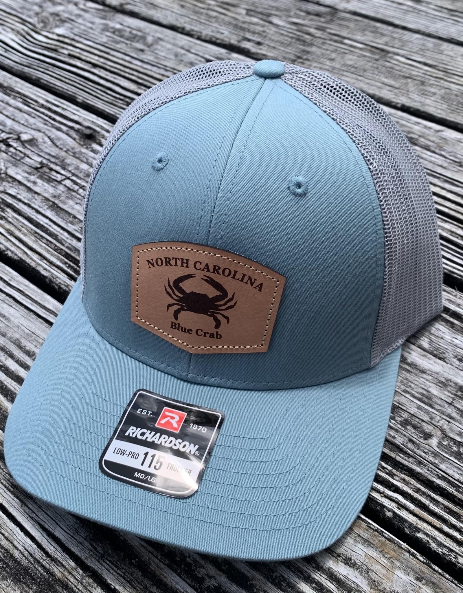 NC BLUE CRAB SMKBLU/ALUM CAP